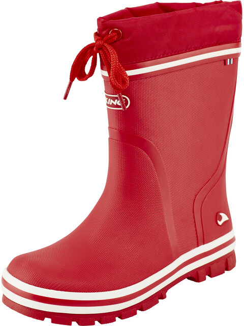 Viking Footwear New Splash Winter Boots Kids red